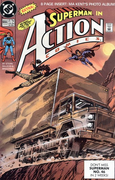 Action Comics Vol 1 655