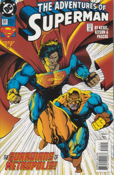 Adventures of Superman Vol 1 511