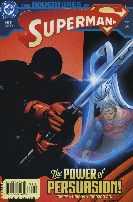 Adventures of Superman Vol 1 601.jpg