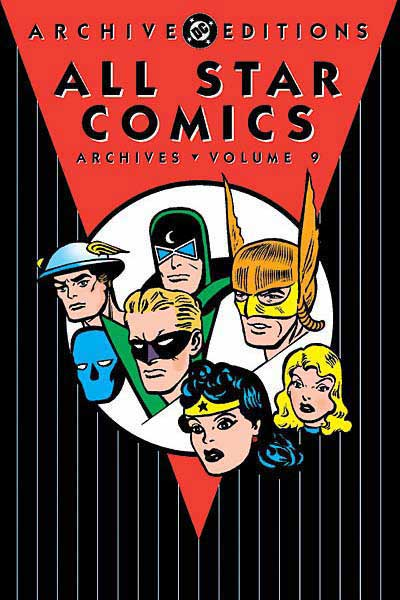 All-Star Comics Archives Vol. 9 (Collected)