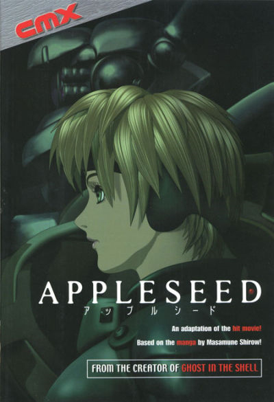 Appleseed: The Movie