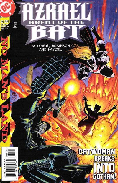Azrael: Agent of the Bat Vol 1 59
