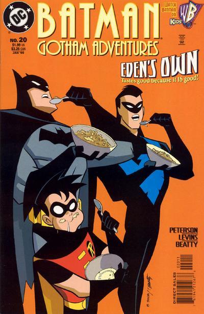 Batman: Gotham Adventures Vol 1 20