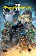 Batman Teenage Mutant Ninja Turtles II TPB