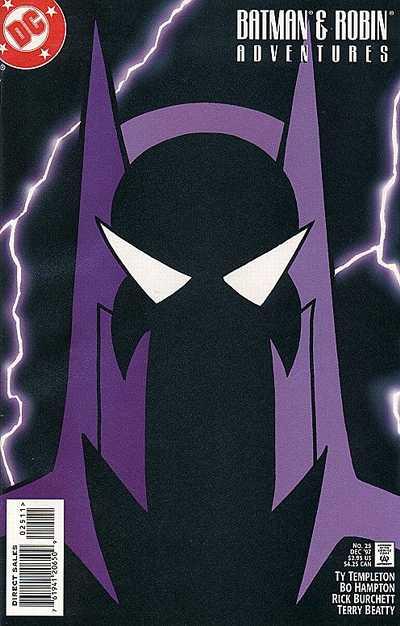The Batman and Robin Adventures Vol 1 25
