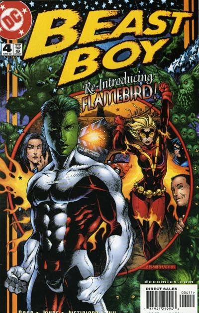 Beast Boy Vol 1 4