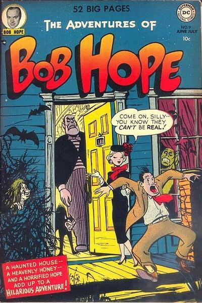 Adventures of Bob Hope Vol 1 9