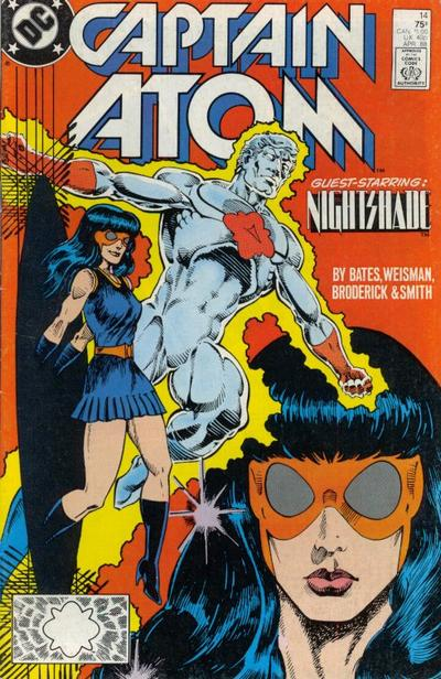 Captain Atom Vol 2 14