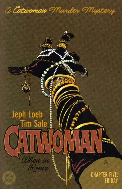 Catwoman: When in Rome Vol 1 5