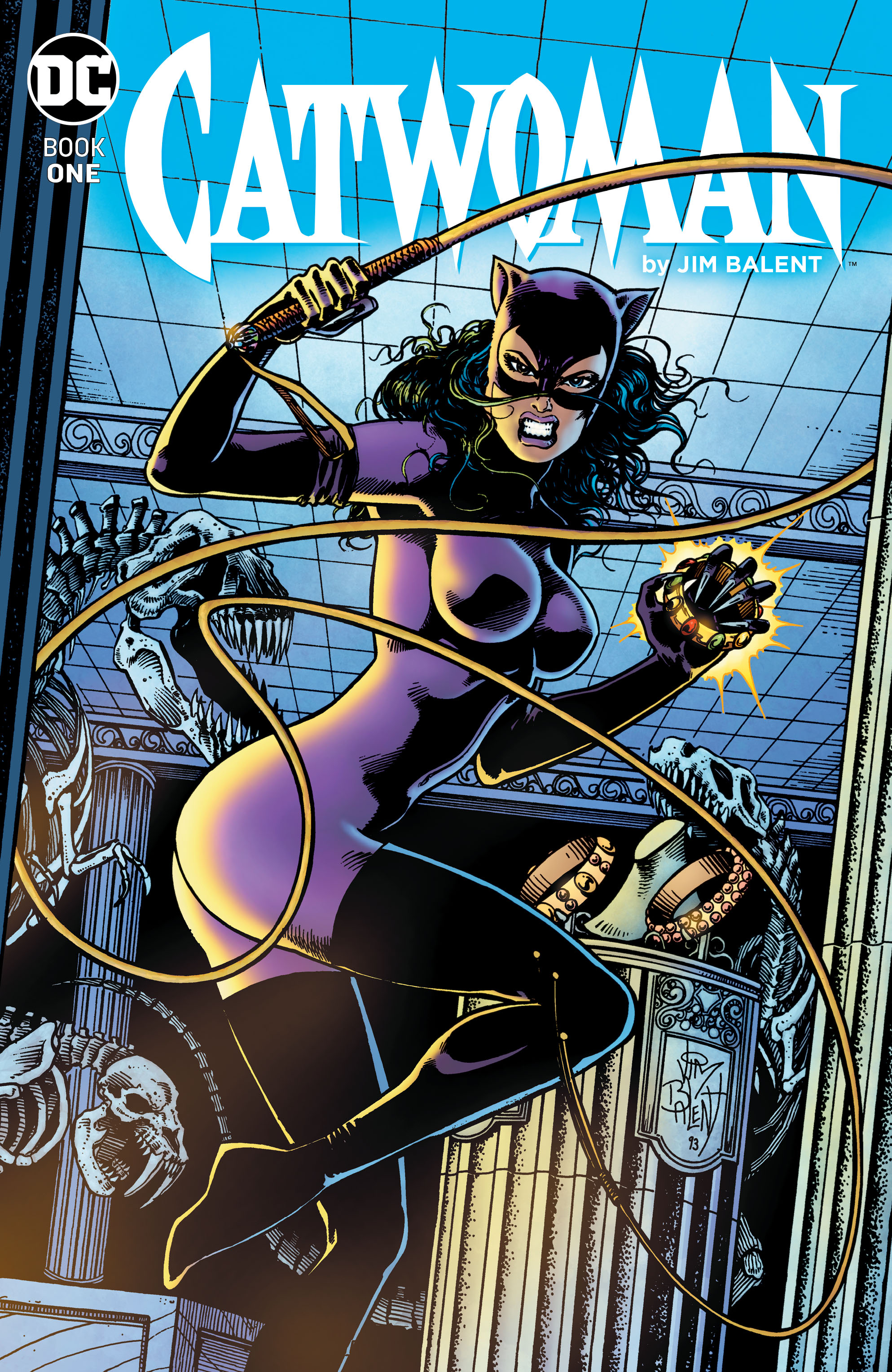 Catwoman by Jim Balent, Book One (Collected)