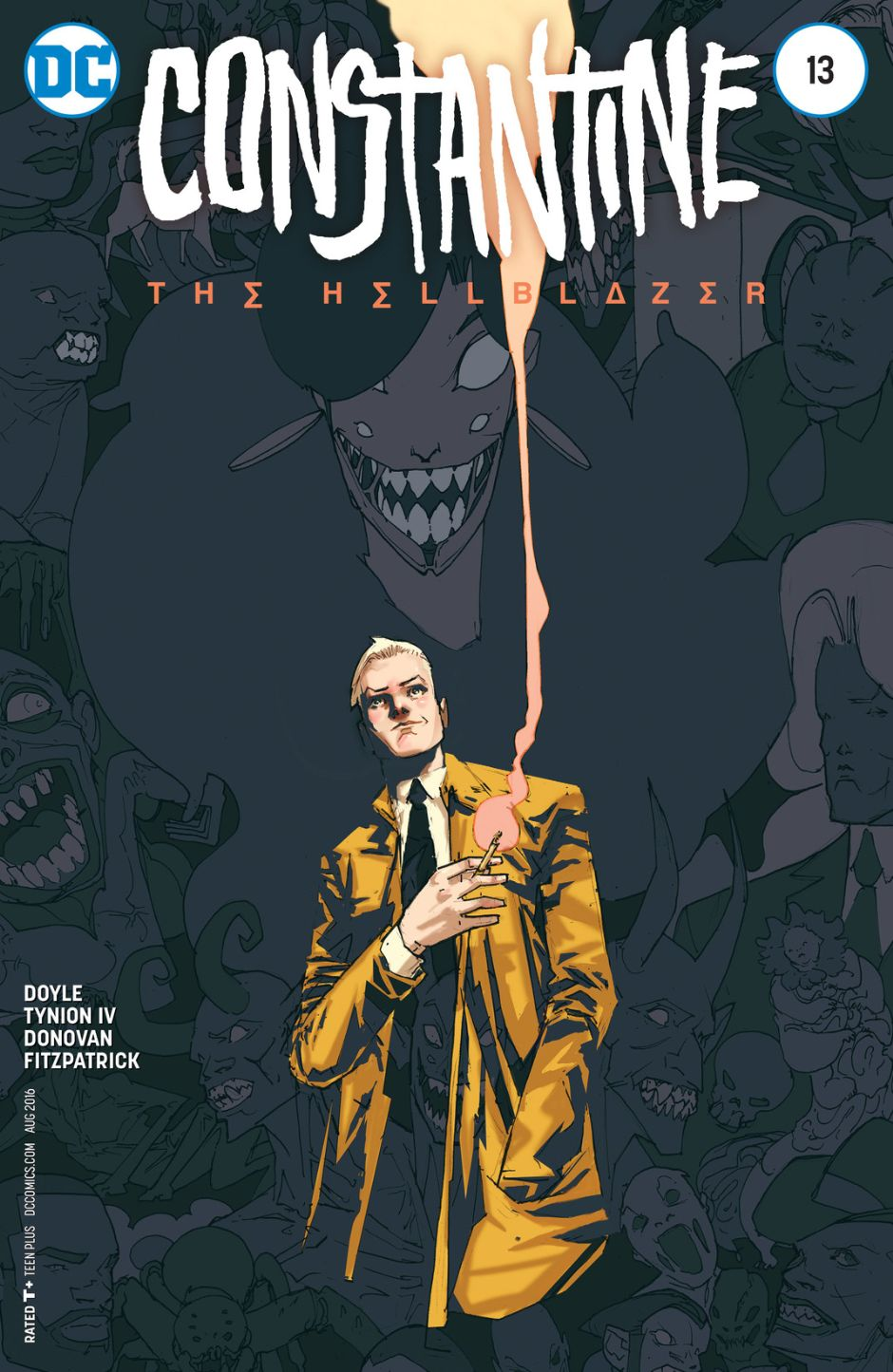 Constantine: The Hellblazer Vol 1 13