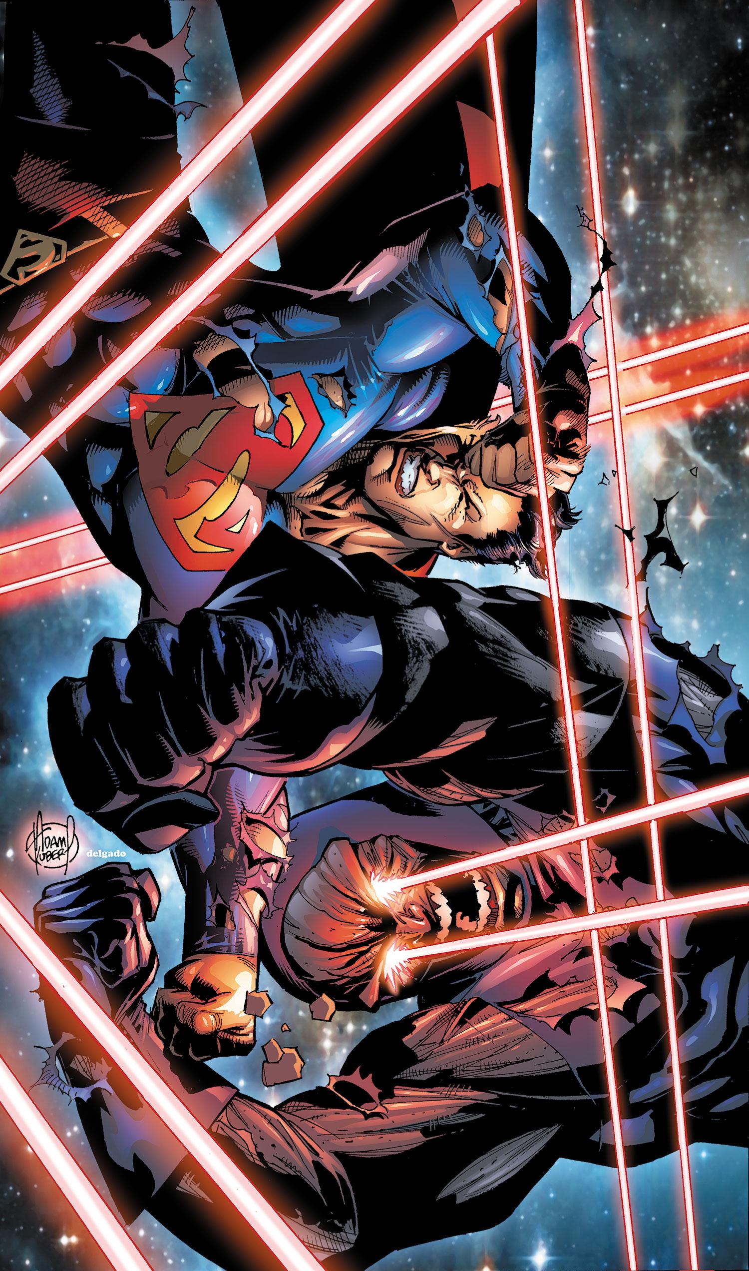 Superman vs. Darkseid (Collected)