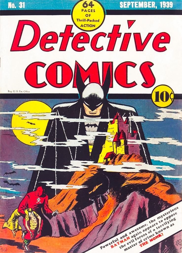 Detective Comics Vol 1 31