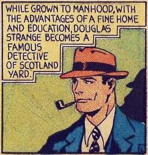 Douglas Strange (Quality Universe)