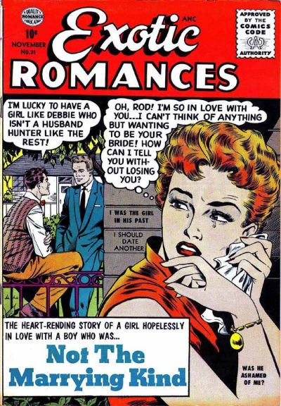 Exotic Romances Vol 1 31