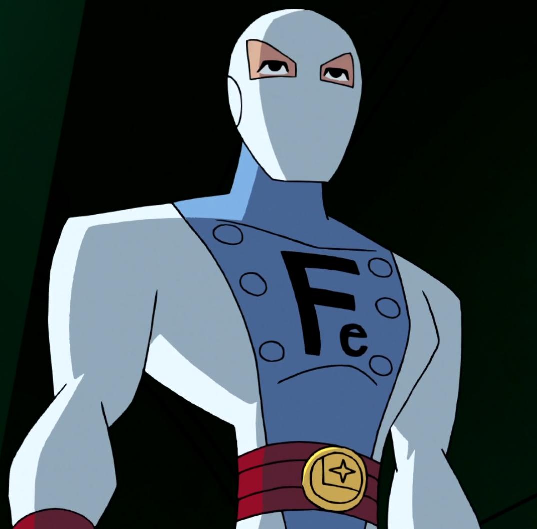 Andrew Nolan (Legion of Super-Heroes TV Series)
