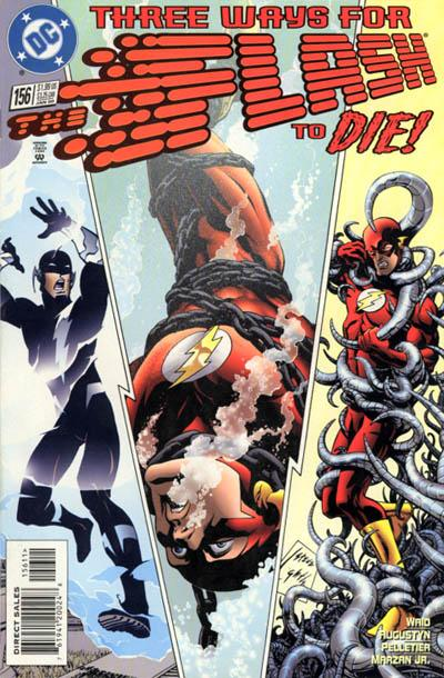 The Flash Vol 2 156