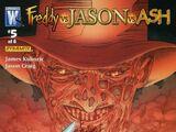 Freddy vs. Jason vs. Ash Vol 1 5