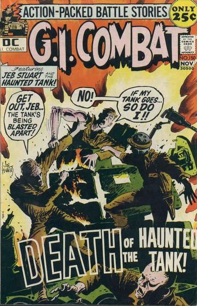 G.I. Combat Vol 1 150