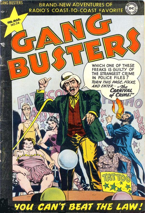 Gang Busters Vol 1 26