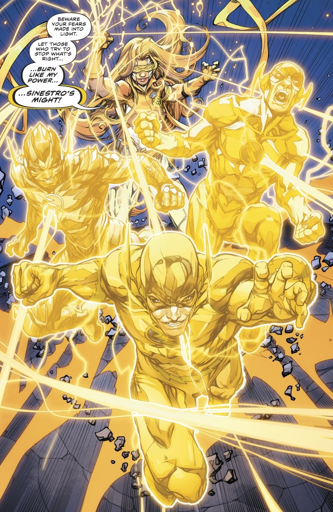 Golden Guardian (New Earth)