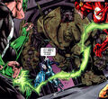 Green Lantern (Kyle Rayner) and the Flash (Wally West) 002