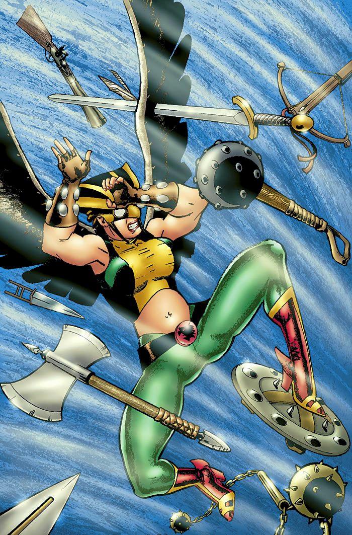 Hawkgirl Vol 1 56