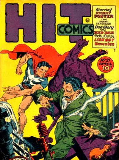 Hit Comics Vol 1 21