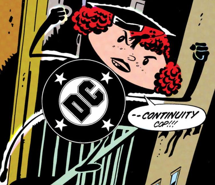 Jonni DC (New Earth)