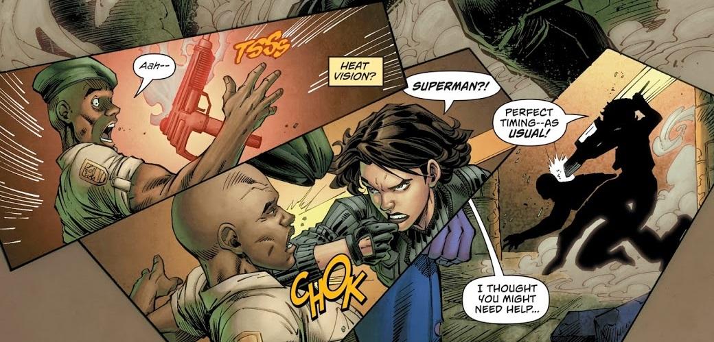 Kal-El (Booster Shot Future)