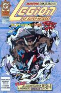 Legion of Super-Heroes Annual Vol 4 3
