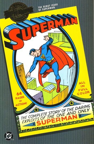 Millennium Edition: Superman Vol 1 1