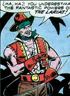 Mister Lariat (Earth-One)