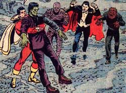 Monster League of Evil (Earth-276)