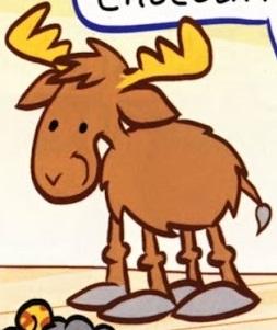 Moose (Tiny Titans)