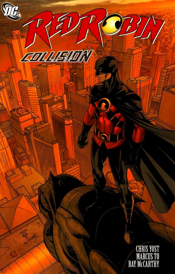 Red Robin: Collision