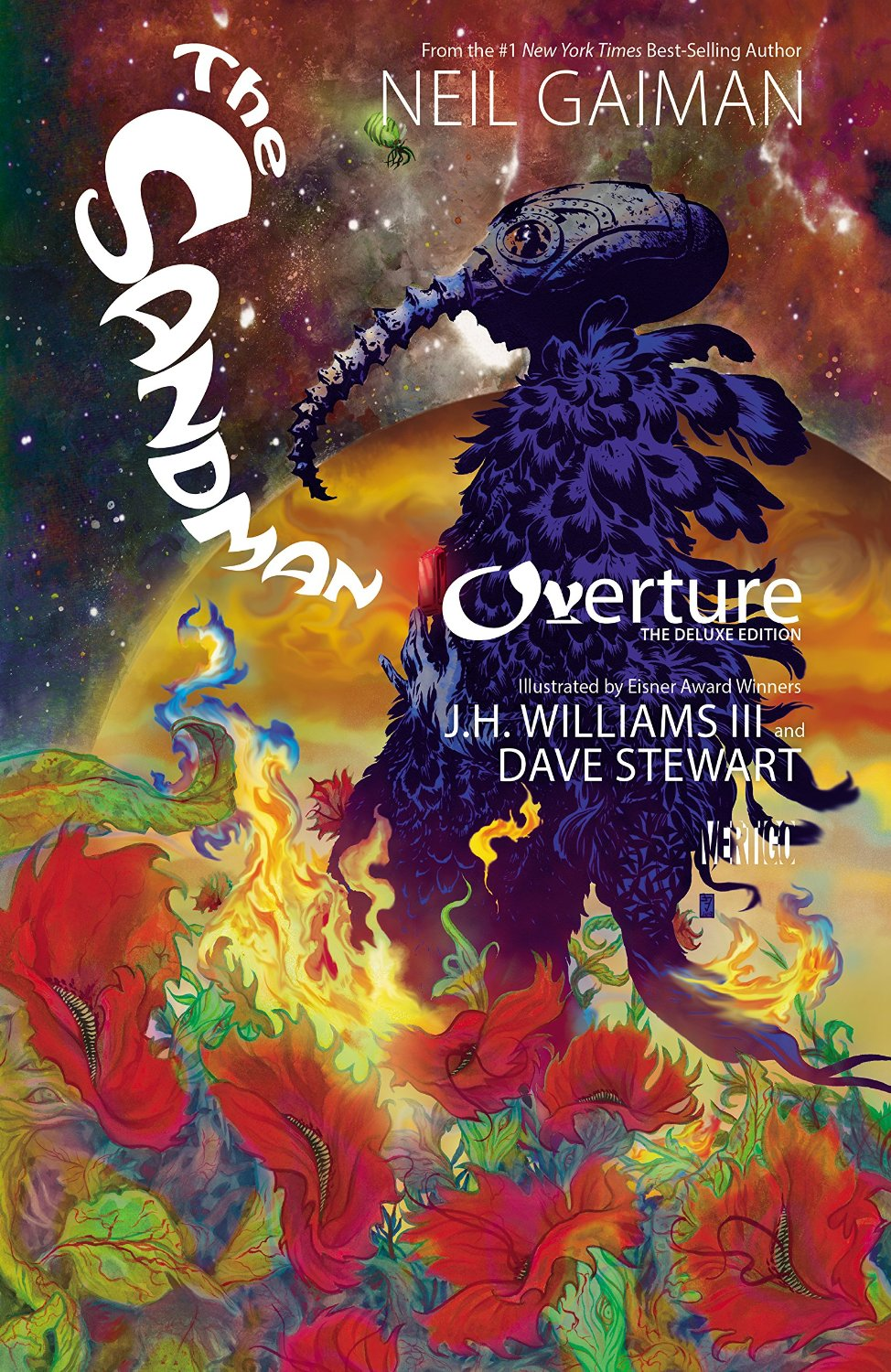 The Sandman Overture Deluxe Edition (Collected)