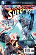 Superboy Vol 6 7