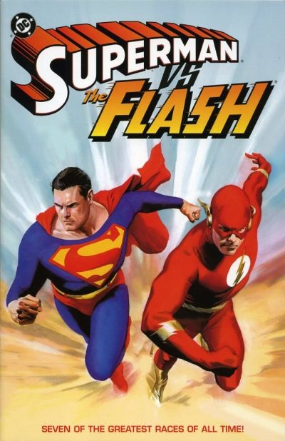 Superman vs. The Flash (Collected)