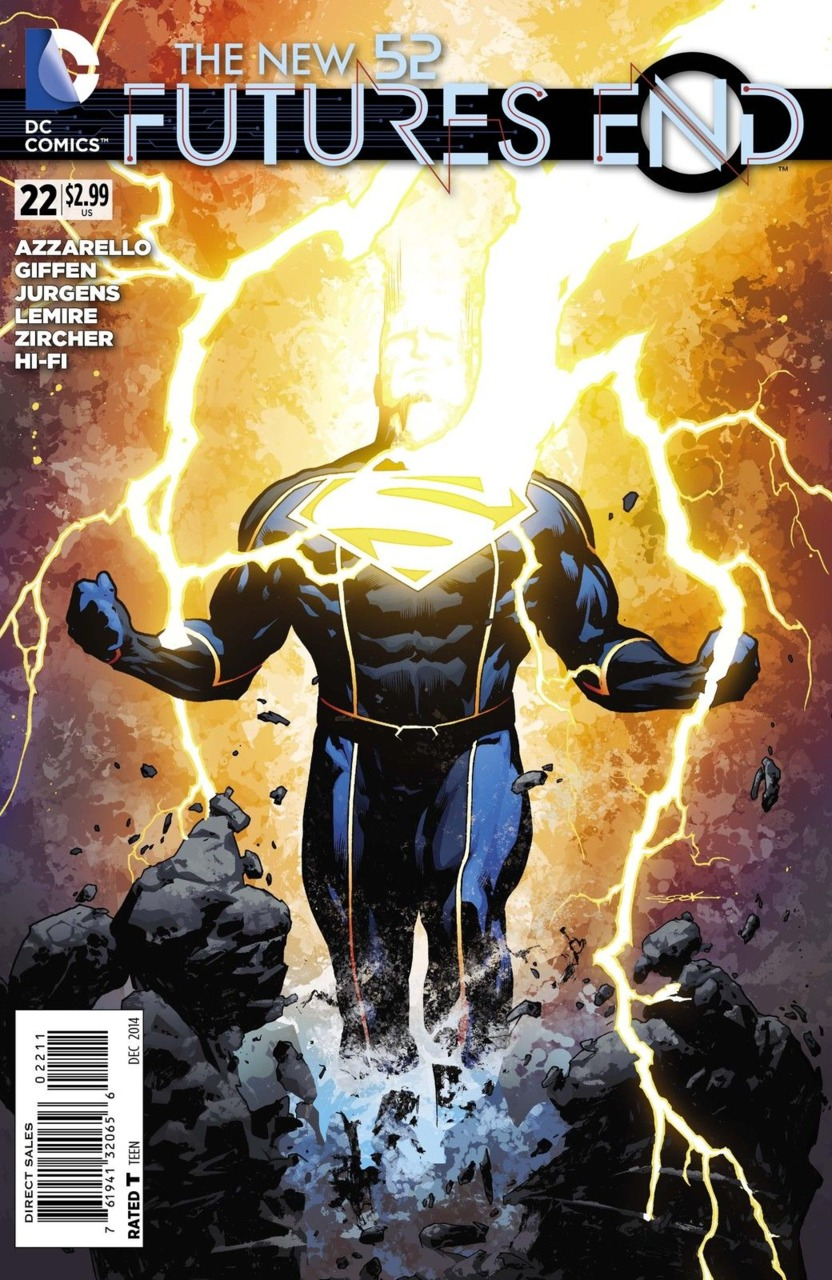 The New 52: Futures End Vol 1 22