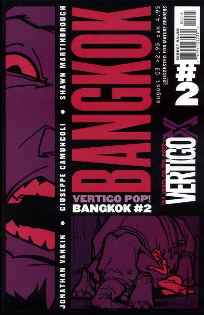 Vertigo Pop!: Bangkok Vol 1 2