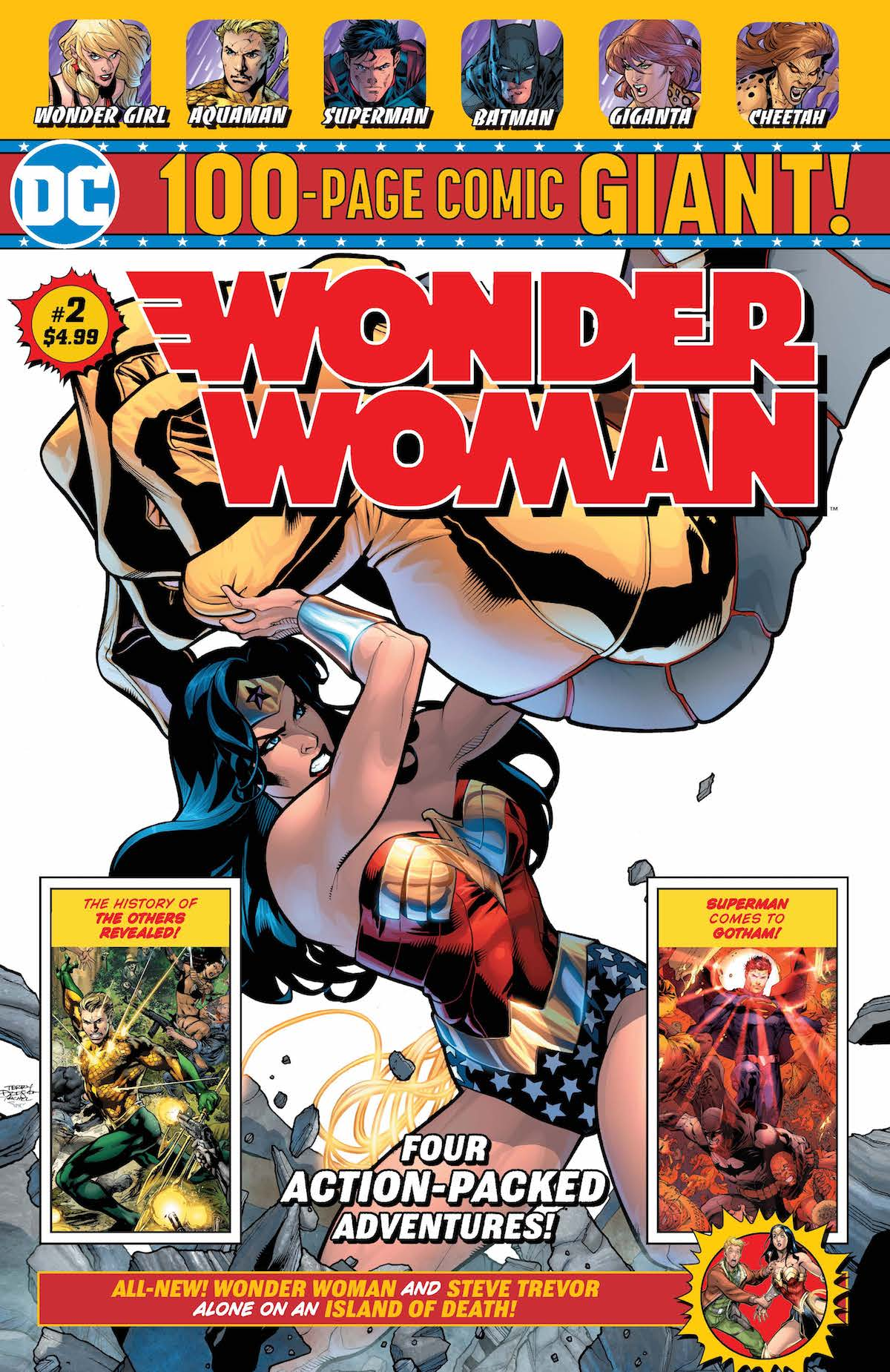 Wonder Woman Giant Vol 1 2