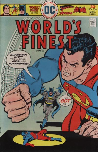 World's Finest Vol 1 236