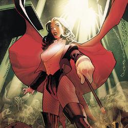 Zatanna Zatara (New Earth)