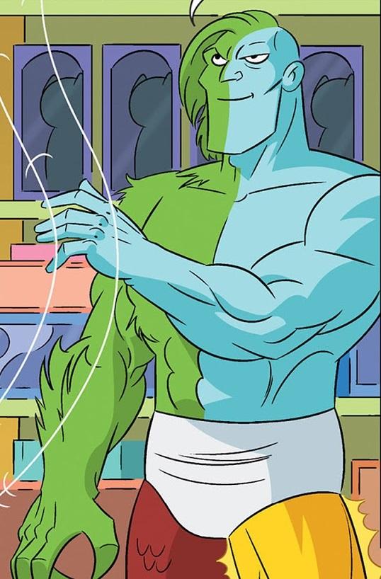 Ace Arn (Scooby-Doo Team-Up)