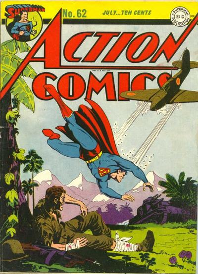 Action Comics Vol 1 62