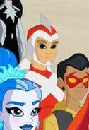 Adam Strange DC Super Hero Girls 0001