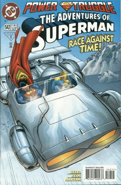 Adventures of Superman Vol 1 542