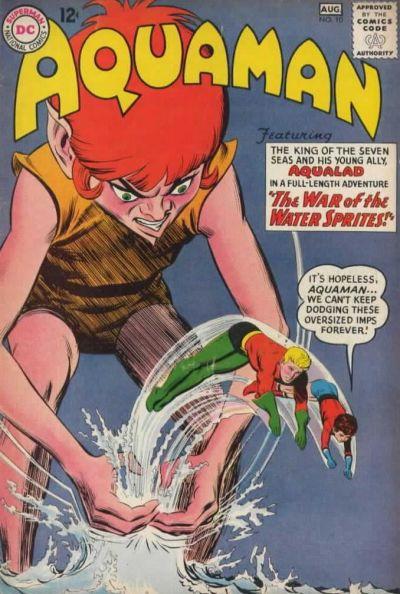 Aquaman Vol 1 10