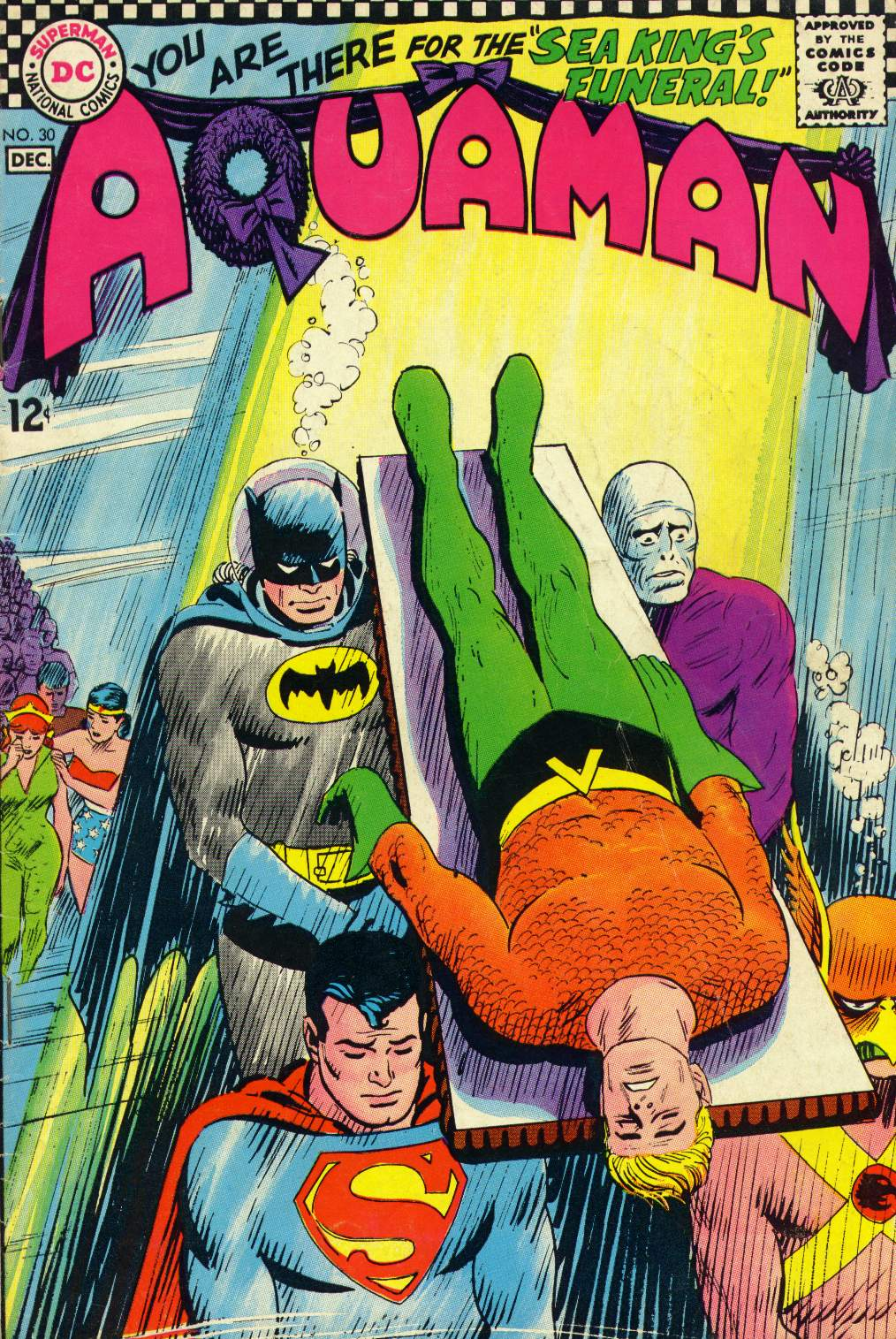 Aquaman Vol 1 30